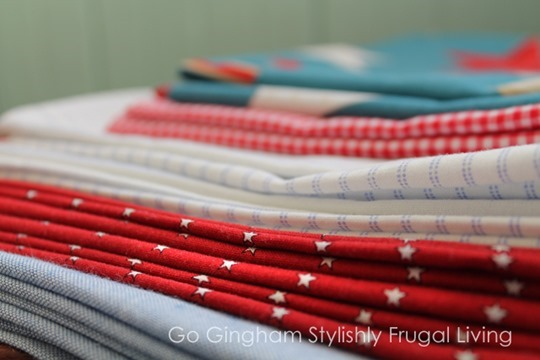 Go Gingham Cloth Napkins