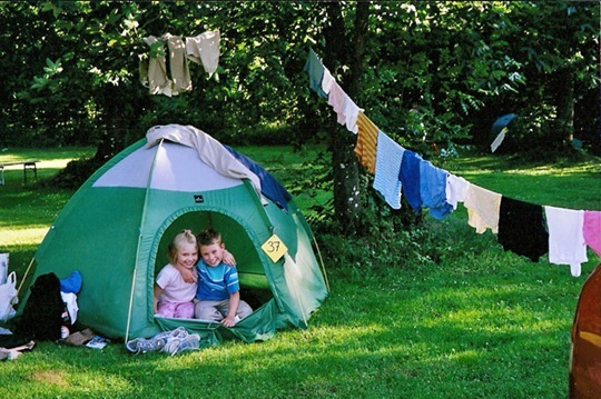 Camping in Austria packing tips