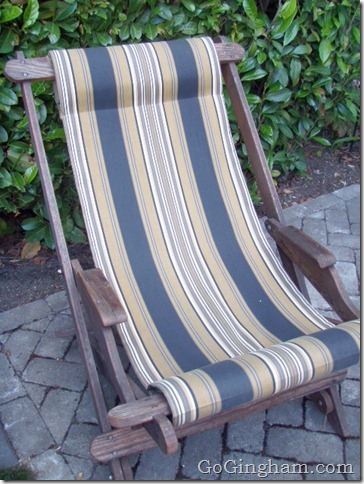 How to Fix Outdoor Chairs