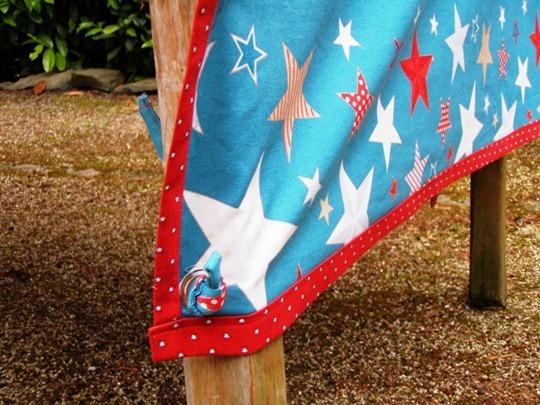 Flag Day Table Cloth