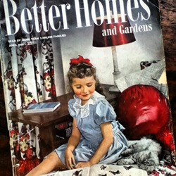 Better Homes and Gardens from 1947