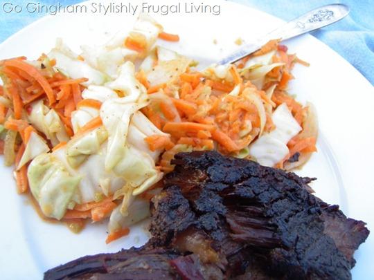 Beef Brisket Weekly Meal Plan