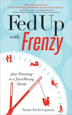 Go Gingham Fed Up with Frenzy Book Giveaway