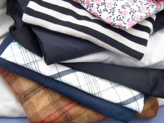 Making clothes last longer