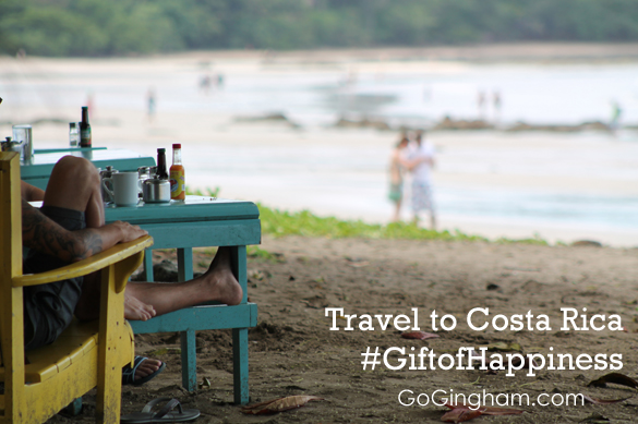 Costa Rica Travel with Go Gingham
