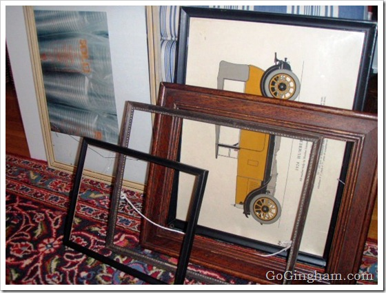 DIY Project: Framing Artwork