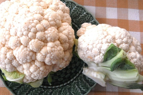 Cauliflower for roasting