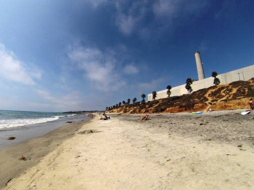 San Diego travel Carlsbad CA beach