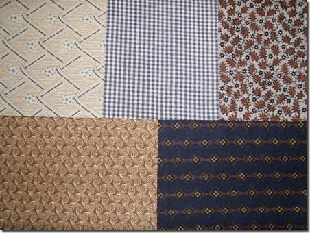 Sewing project: Quilt for a teenage boy