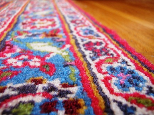 Buying second hand rug