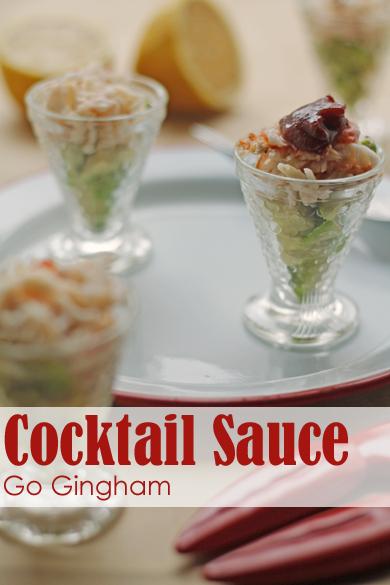 Cocktail Sauce Recipe Go Gingham