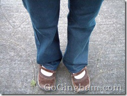 How to Make Jeans Smaller