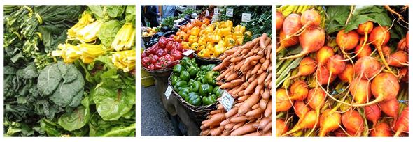 Farmer's Market Tour Go Gingham