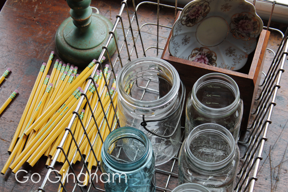 Home Organization Tips from Go Gingham