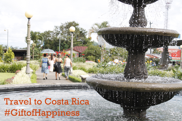 Travel to Costa Rica with Go Gingham