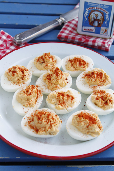 Deviled Eggs Recipe Go Gingham