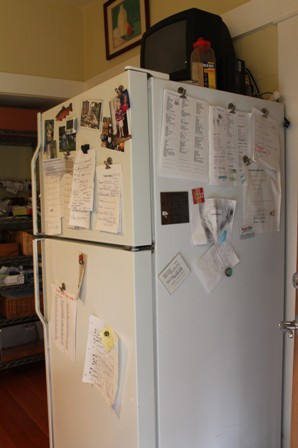 Home Organization Project 12 Refrigerator