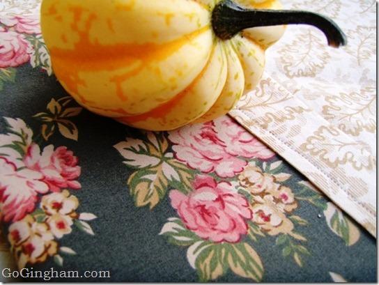 Thanksgiving Table Cloth