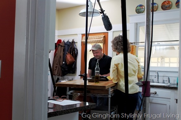 Go Gingham Stylishly Frugal Living TV Show