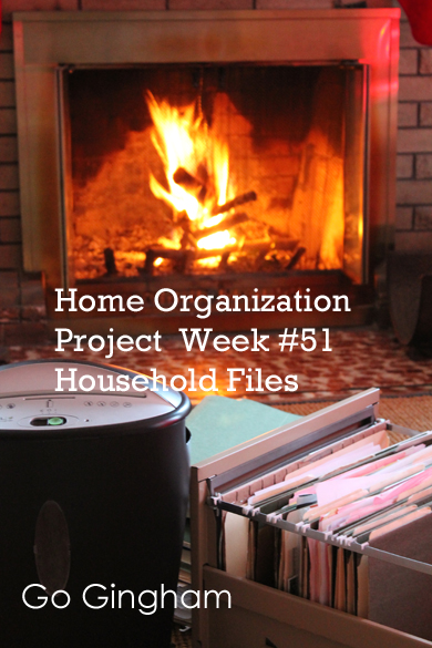Household files Go Gingham
