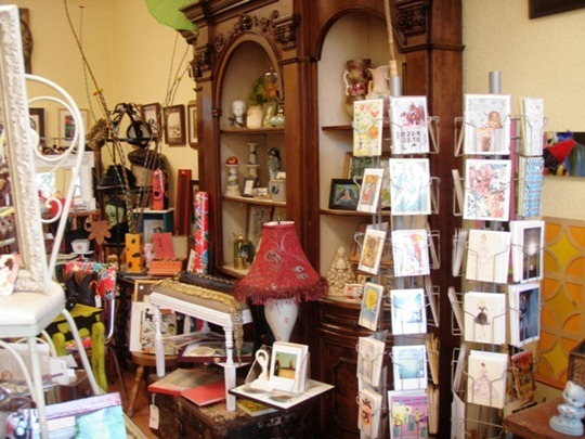 Vintage Shop Patti Smith West