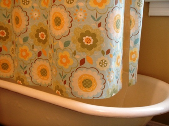 Shower Curtains and Grommets