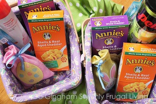Easter basket for teens