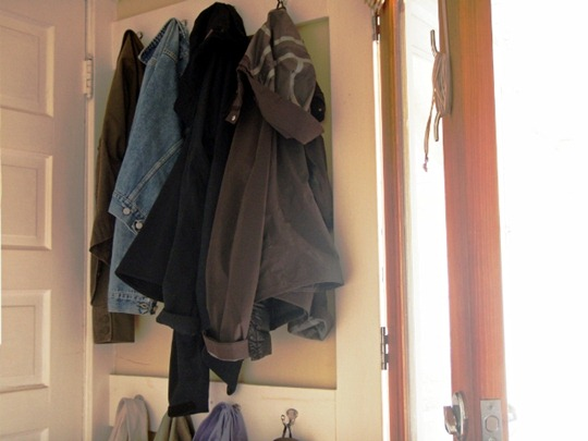 Coat closet alternative