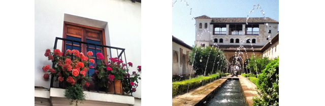 Ronda and Granada, Spain