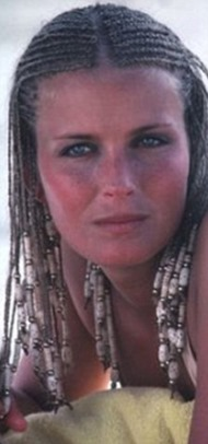 Bo Derek crashed my honeymoon