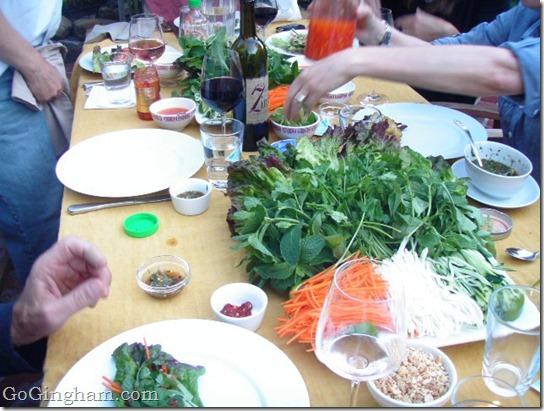 Dinner Group Gathering