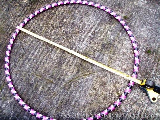 Hula Hoop Basics from www.GoGingham.com