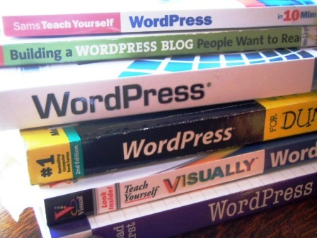 WordPress Resource Books