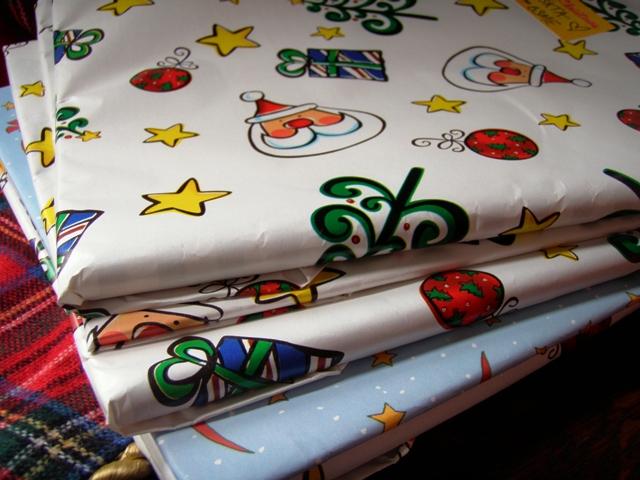 Go Gingham: Homemade Christmas Family Calendar
