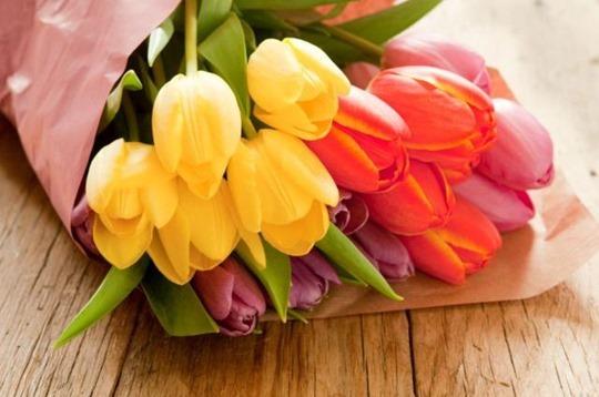 Whole Foods Tulip Sale