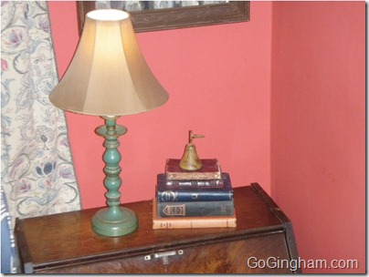 Decorating Ideas:  Home Office - Lamp