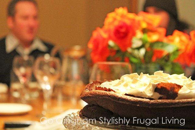 Dinner Group dessert