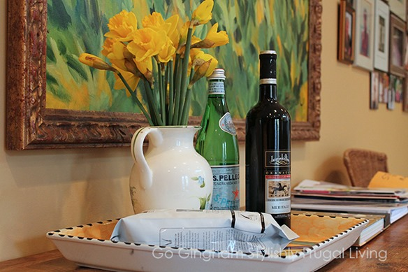 Home swap welcome gifts   Go Gingham