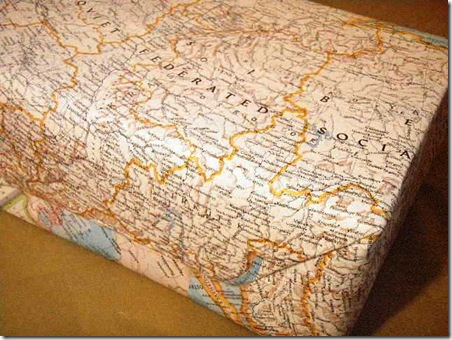Wrapping paper alternatives